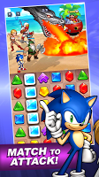Screenshot 2: SEGA Heroes