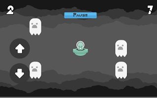Screenshot 2: Ernest's UFO Adventure
