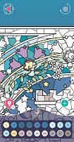 Screenshot 2: Coloring Luna