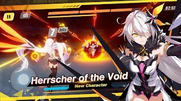 Screenshot 1: Honkai Impact 3rd (Global)