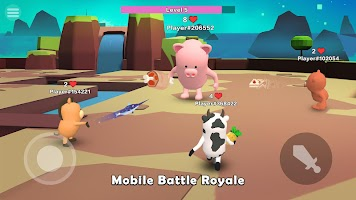 Screenshot 2: Food.io - io games online & offline battle royale