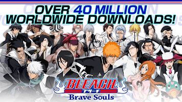 Screenshot 1: BLEACH: Brave Souls