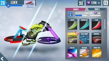Screenshot 2: Gravity Rider Zero