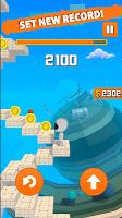 Screenshot 3: 跳躍與攀爬