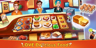 Screenshot 2: Famous Cooking Island
