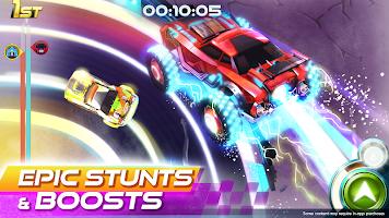 Screenshot 3: RaceCraft - Build & Race