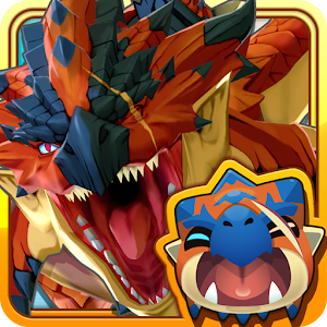 Icon: 魔物獵人 物語 隨行獸DROP