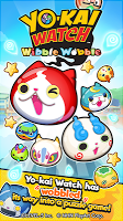 Screenshot 1: YO-KAI WATCH Wibble Wobble