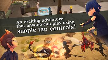 Screenshot 3: Final Fantasy XV Pocket Edition