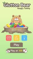 Screenshot 1: 貪食熊:飢餓的湯米