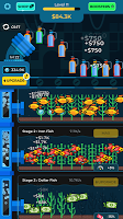 Screenshot 1: Idle Fish Aquarium