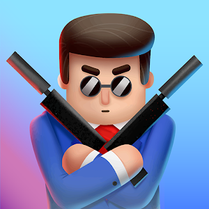 Icon: Mr Bullet - 間諜益智遊戲