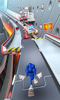 Screenshot 1: Sonic Dash 2: Sonic Boom