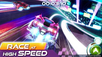Screenshot 2: RaceCraft - Build & Race