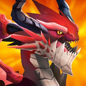 Icon: 드래곤 에픽- 머지 & 방치형 RPG 아케이드 슈팅 게임