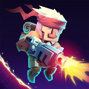 Icon: Bullet League - 2D Battle Royale