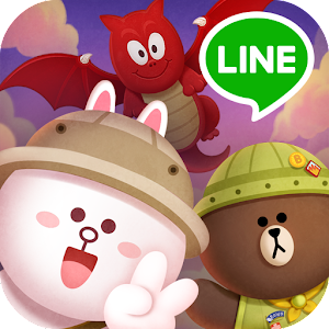 Icon: LINE Bubble 2
