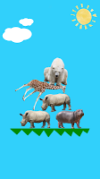 Screenshot 3: Animal Tower