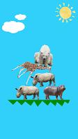 Screenshot 3: 動物疊疊樂