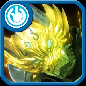 Icon: Run! Golden Wolf