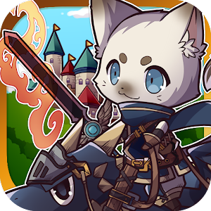 Icon: Cat and Dungeons of Wonders