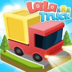 Icon: La la truck