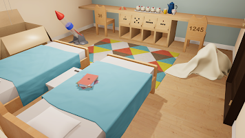 Screenshot 1: Escape game Kids Room