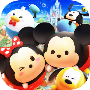 Icon: Disney Tsum Tsum Land (繁中版)