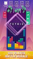 Screenshot 1: Tetris® Royale