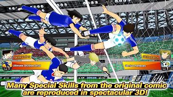 Screenshot 3: Captain Tsubasa: Dream Team | Global