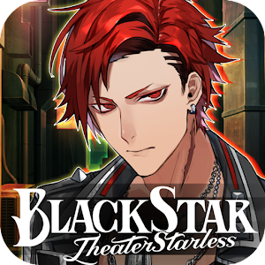 Icon: BLACK STAR -Theater Starless-