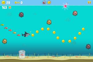 Screenshot 1: Hero Shark