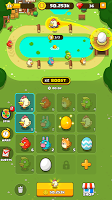 Screenshot 2: 合成小雞