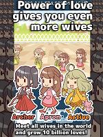 Screenshot 4: 10 billion wives