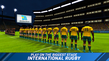 Screenshot 2: Rugby Nations 18