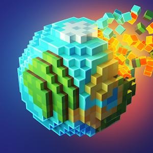 Icon: PlanetCraft: Craft Survival Mini World