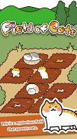 Screenshot 1: Cats Garden
