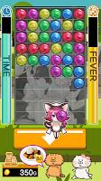 Screenshot 4: ねこウエイトレスのカフェ育成パズルゲーム「ねこぱず」