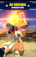 Screenshot 3: Gundam Battle: Gunpla Warfare | Asia