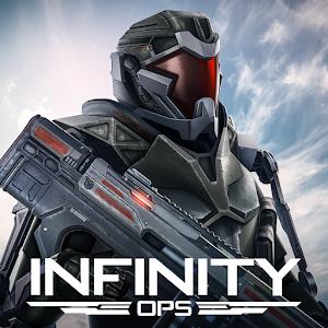 Icon: 인피니티 옵스: SF FPS