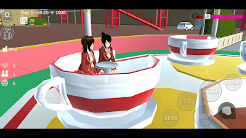 Screenshot 4: SAKURA School Simulator