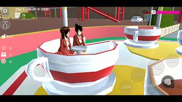Screenshot 4: 櫻花學校模擬器