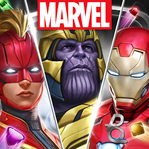 Icon: Marvel Puzzle Quest