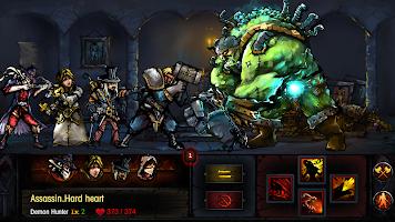 Screenshot 4: Dungeon Survival - Endless maze