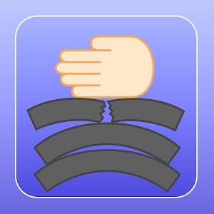 Icon: 空手チョップ