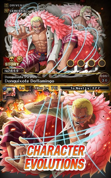 Screenshot 4: 海賊王 尋寶之旅/ ONE PIECE TREASURE CRUISE 英文版