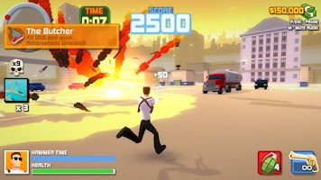 Screenshot 1: Crime Shooter: 3d Action Free Game