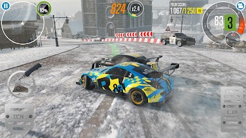 Screenshot 2: CarX Drift Racing 2