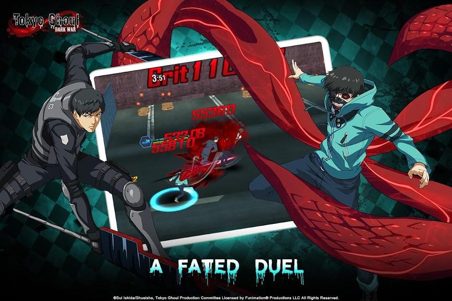 Download] Tokyo Ghoul:Dark War - QooApp Game Store