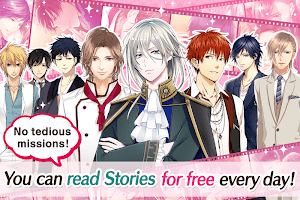 Screenshot 3: Love stories & Otome Games LOG: Pre-Register Now!